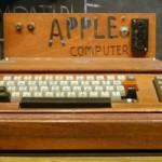 Apple I продадут на аукционе за $126 000