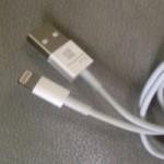 Как может выглядеть USB кабель для нового iPhone