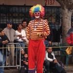 Похищенный из дома Джобса iPad нашелся у уличного клоуна