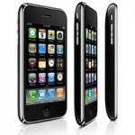 iPhone 3GS разрезали водяной струей