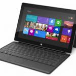 Планшет Microsoft Surface будет стоить от $199