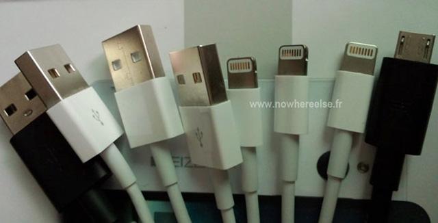 кабель для iphone 5