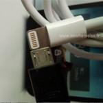 Новые фото кабеля для iPhone 5