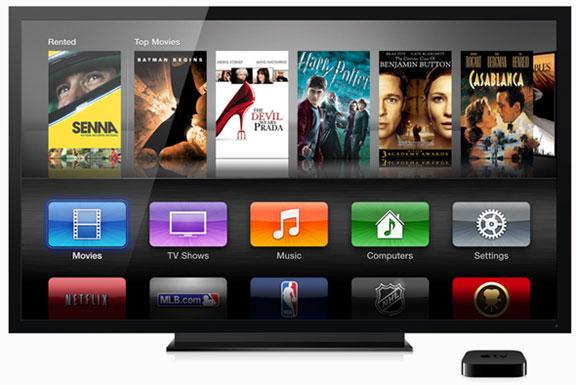apple телевизоры