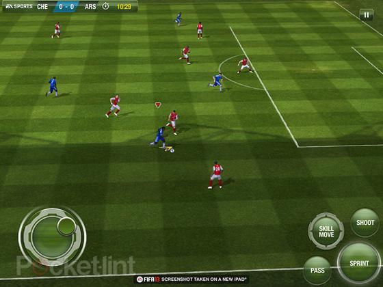 FIFA для iPhone