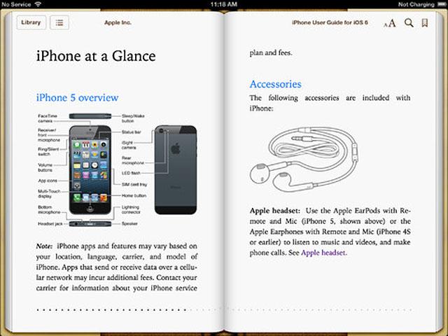 Руководство пользователя iPhone 5