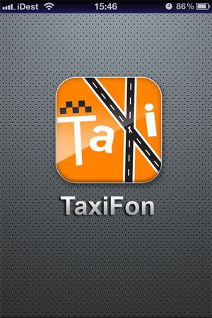 TaxiFon для iOS