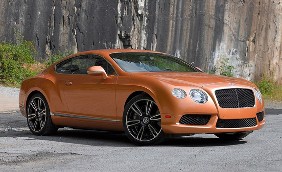 Bentley Continential