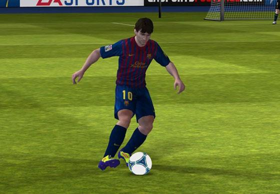 FIFA для iPad