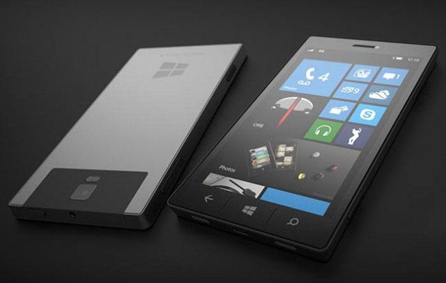 Смартфоны на Windows 8