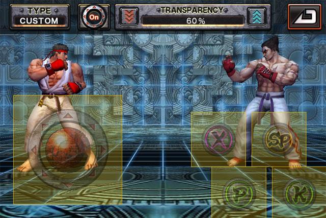 Street Fighter для iPhone