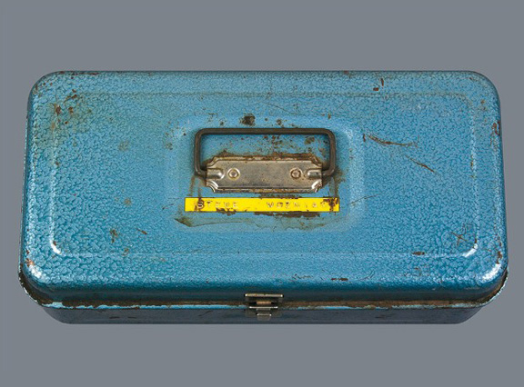 Ящик с инструментами Стива Возняка