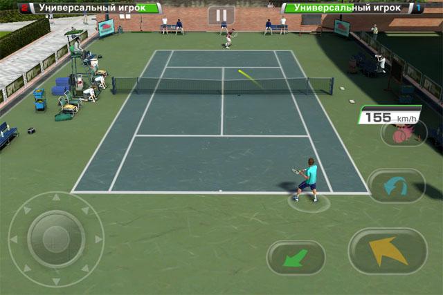 Лучший теннис на iOS