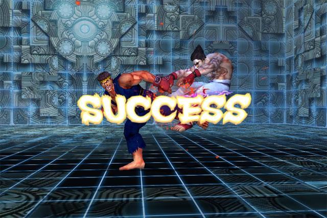 Tekken для iPhone