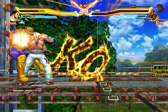 Tekken для iPad