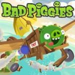 Bad Piggies — новая игра от Rovio. Первый геймплейный ролик
