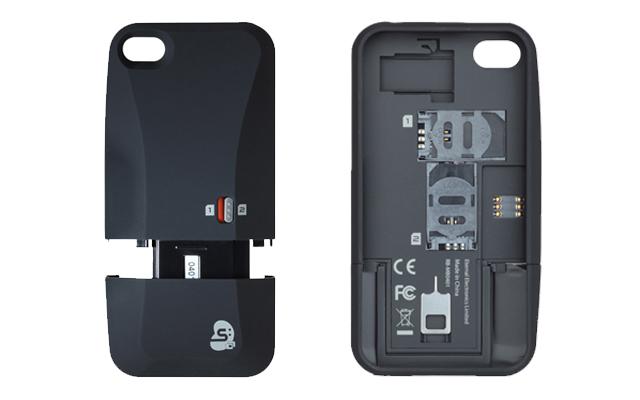 Dual-Sim-Case