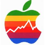Акции Apple вплотную приблизились к отметке $700