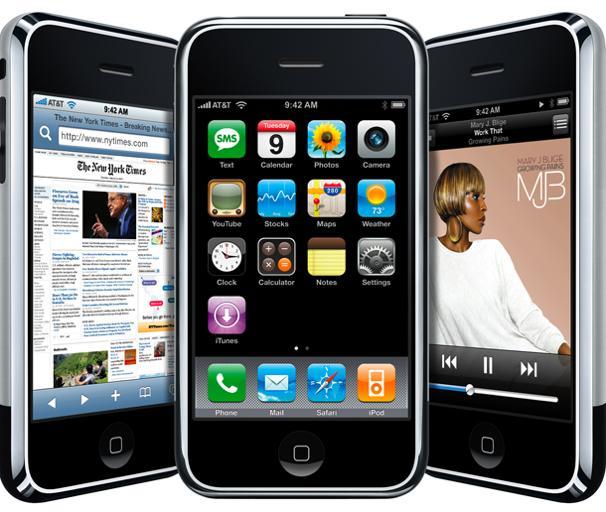 Iphone 3gs ушел официально