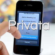 Privata Tweak