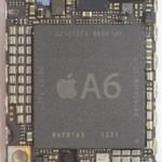 Фото процессорной части iPhone 5