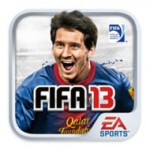 FIFA 13 для iPhone, iPod touch и iPad появился в App Store