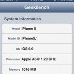 Процессор iPhone 5 оказался быстрее, чем предполагалось