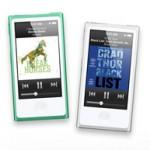 Новый iPod Nano похож на Nokia Lumia 800