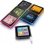 Информация о новых iPod'aх