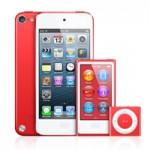 Apple представила новые iPod nano и touch
