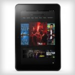 Amazon представила Kindle Fire HD