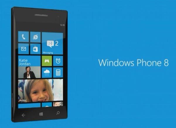 Смартфон на Windows Phone 8