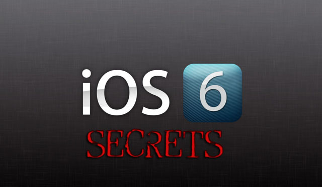 Хитрости iOS 6