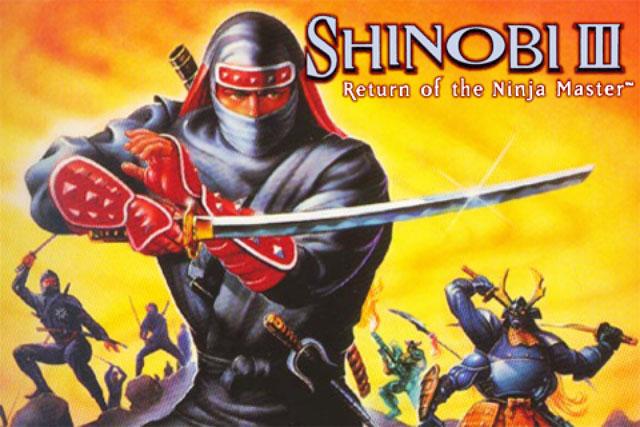 Shinobi 3 для iPhone