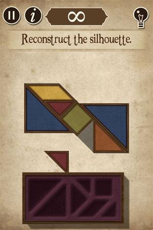 Книжка-головоломка для iPad