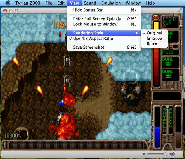 Tyrian 2000 for Mac