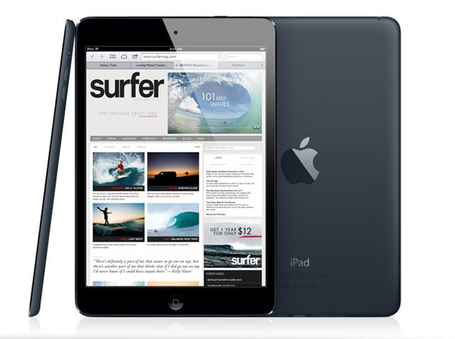 Интернет-серфинг с iPad mini