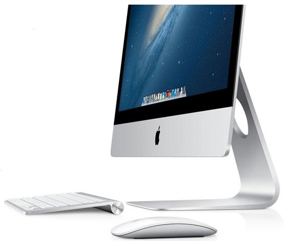 Потрясающий iMac 2012 года