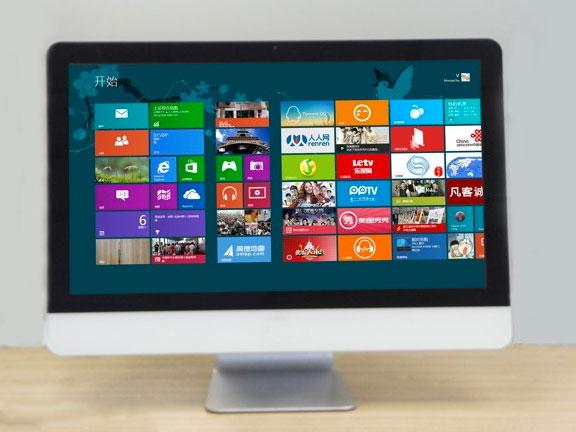 Китайская копия iMac 2012