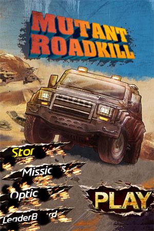 Mutant Roadkill для iOS