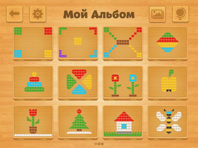 Детская игра для iPad