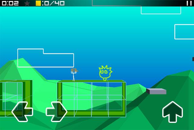 Увлекательная ретро-игра для iPhone