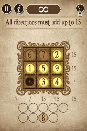 Логическая игра для iPad