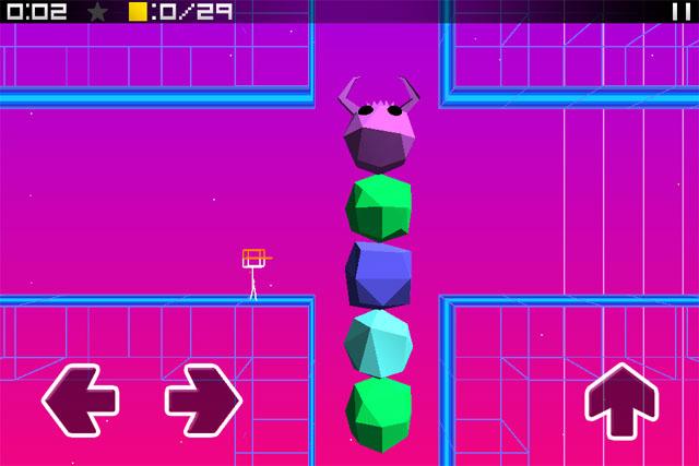 Увлекательная ретро-игра для iPod touch