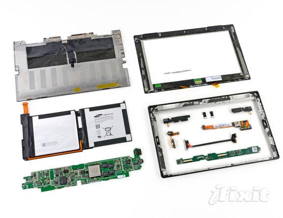 iFixit Microsoft Surface
