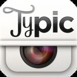 Typic: Добавляем текст к фото и отправляем в Instagram