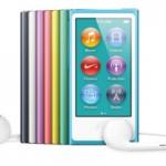 iPod nano 7 получил обновление ПО