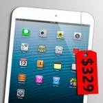 Американские аналитики: iPad mini стоит слишком дорого