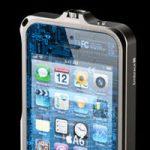 Embrace — алюминиевый бампер для iPhone 5