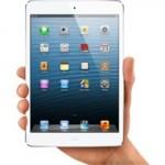Apple анонсировала мини-планшет — iPad mini [+Видео]